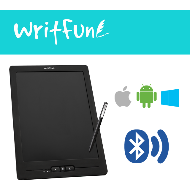 12 inch digital writing board drawing board wireless sync with mobile writing tablet