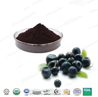 GMP 100% Natural Acai Extract, Pure Acai Berry Extract