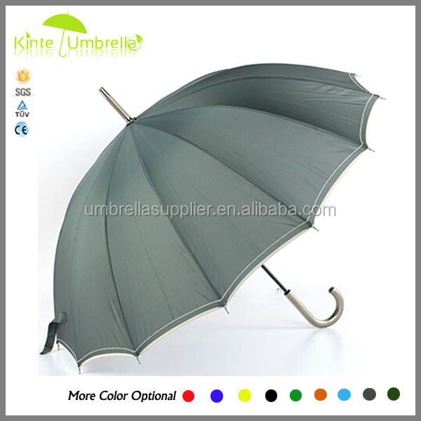 Most favourable cheap promotion/gif/advertising straight umbrella gothic umbrella