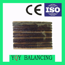 4*100 black color tire repair seal string