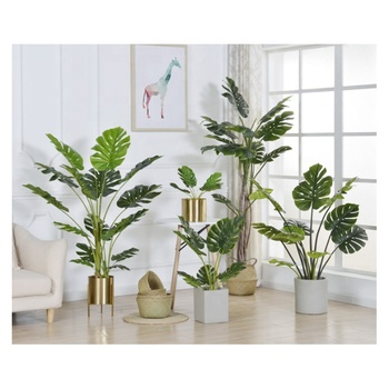 succulent plants Indoor and outdoor Decorative Artificial tropicall tree plant Ornamental