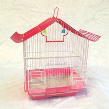 Factory cheap sale iron bird cage for parrot