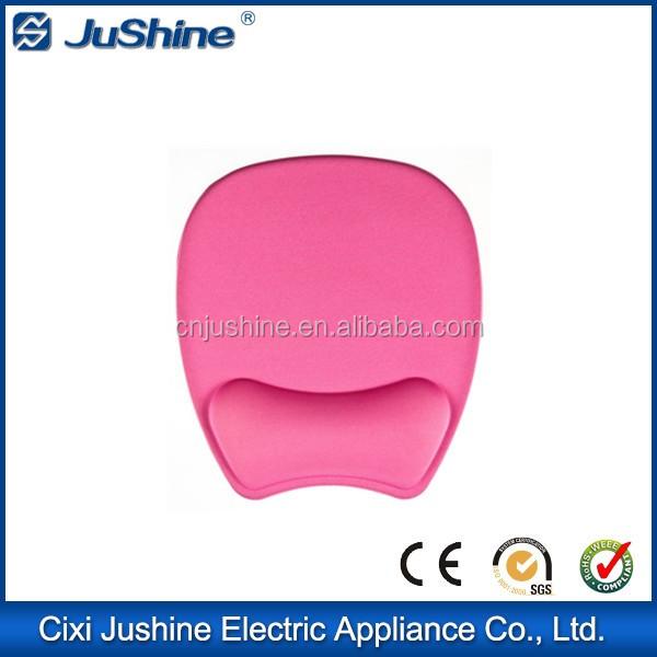 Custom gel wrist mouse pad