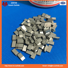YG6/YG8/YG8C/YG11/YG11C tungsten carbide brazed tip for saw blade,wood cutting