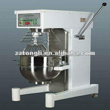 Topleap VFM-50 stainless steel four speeds 50 liters commercial food mixer machine