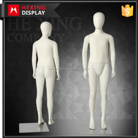 Fashionable Full Body Realistic Girls Mannequins