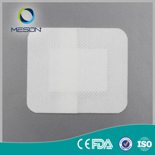 Disposable supply medical patch sterile adhesive absorbent non woven wound dressing plaster pad