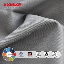 EN ISO 11611 100 cotton fabric for t-shirt supplier