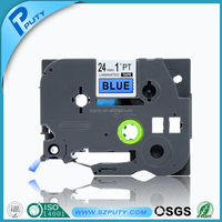 Ribbon cartridge laminated P-touch TZ tape with good quality TZ-551 TZe-551 TZe551