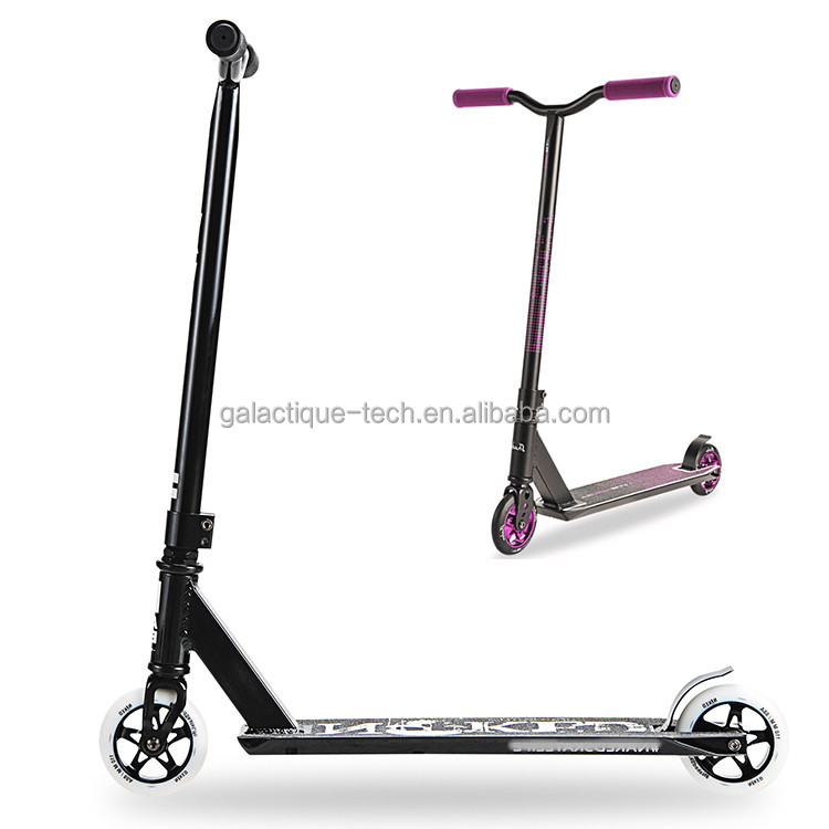 Alibaba China Supplier China Stunt Scooter Aluminium Frame Stunt Scooter