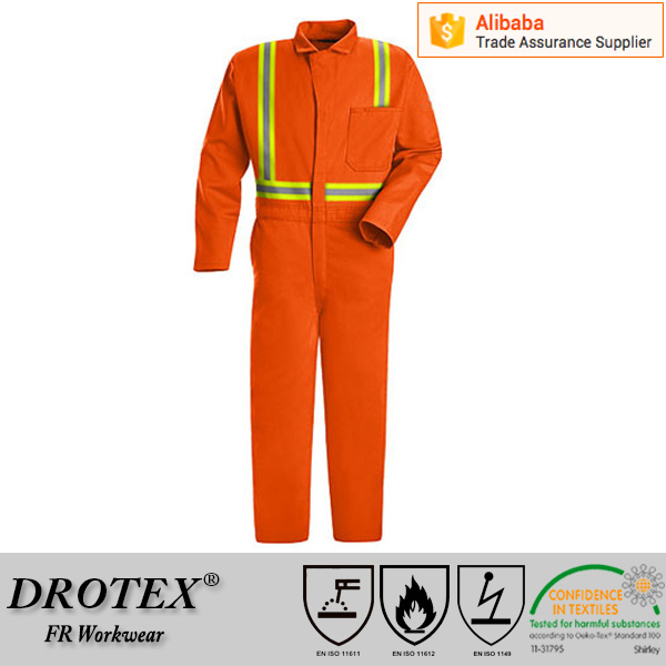 Wholesale NFPA 70E ATPV 8.6 protection fire safety electrical shock proof clothing