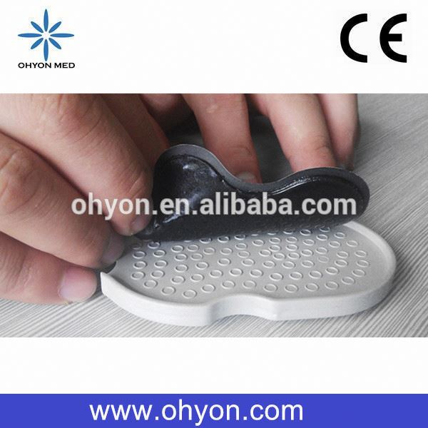 ECG medical Oval / round / square ecg electrode pads