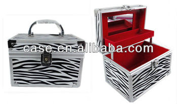 The most popular Aluminum cosmetic case