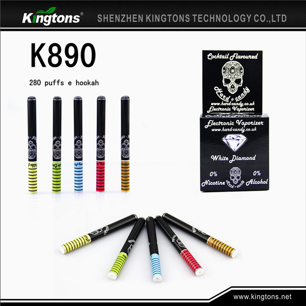 wholesale china supplier Kingtons k890 soft tip disposable e cig fillable