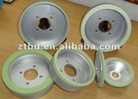 vitrified bond diamond grinding wheel for PCD & PCBN cutting tools