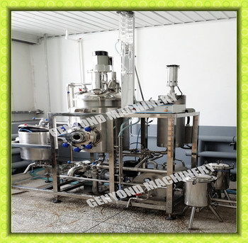 herb extraction machine