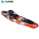 13ft one person sea pedal fishing kayak with propel motor pedal drive boat avec pedales sale from Sailing Outdoor