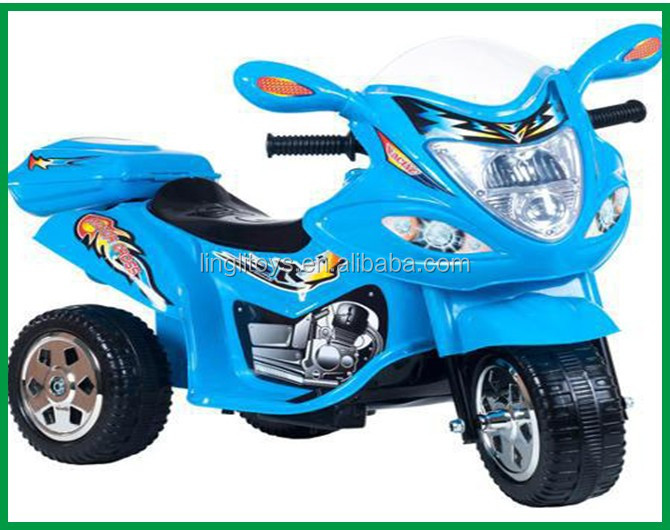 Mini kids electric motorcycle,electric tricycle for handicapped,electric tricycle for 6V4.5A
