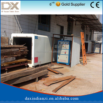 high efficiency easy operation vacuum timber dryer machine