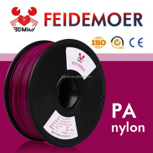 1.75mm PA Nylon 3D Filament 3D Printer Filament for 3d Pen