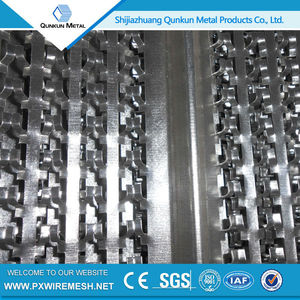 High Quality Perforated Template Formwork/Rib Mesh/ hy rib lath (ISO factory)