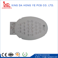 pcba manufacturer ,smd led pcb board
