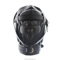 HD.0201 sex toys for man mask full covers Adult Novelty Product Sex Toy Full Hood Full clothed Mask