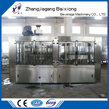 With Various Types Carbonated Soft Drinks Production Line