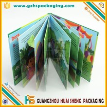 3D Effect Story Board Books For Children Photo Book Board Books