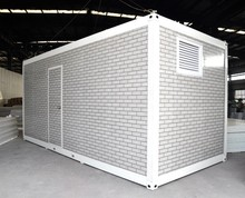 Prefabricated Fast Build Flatpack Mobile Container Student Dormitory