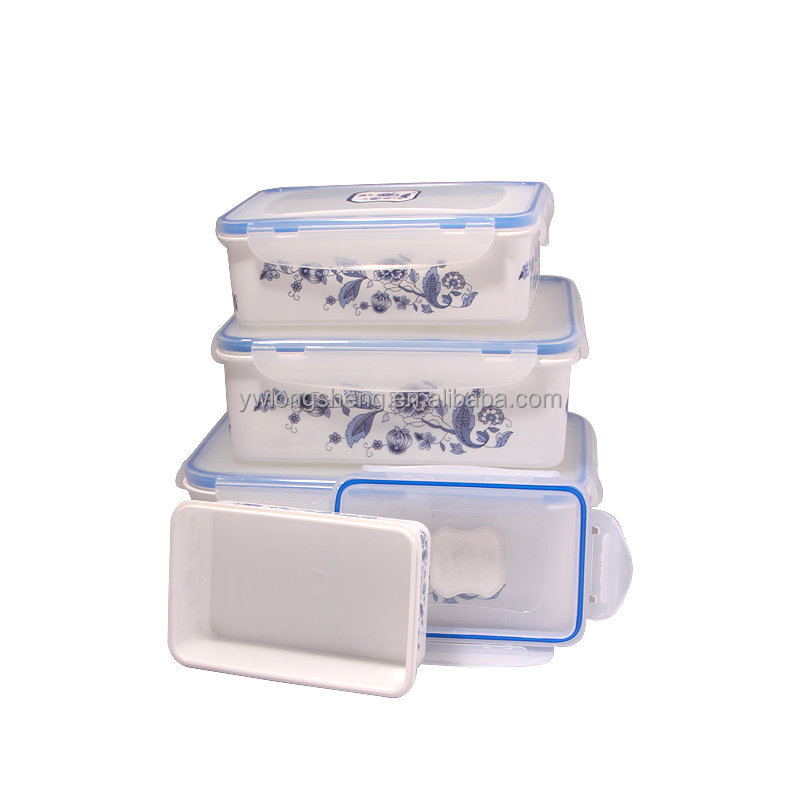 Bio-degradable Feature and Plastic Type disposable microwave pp food container