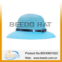 Best selling 2015 women paper braid straw hat