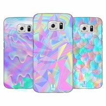 head case designs Dazzle colour rainbow Drops uv print soft tpu gel back mobile phone case cover for iPhone X