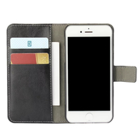 Available PU leather cell phone case, flip leather mobile phone cover