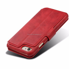 For i Phone7 Italy Leather Case, For iPhone 7 cow leather case, soft leather case for iPhone 7