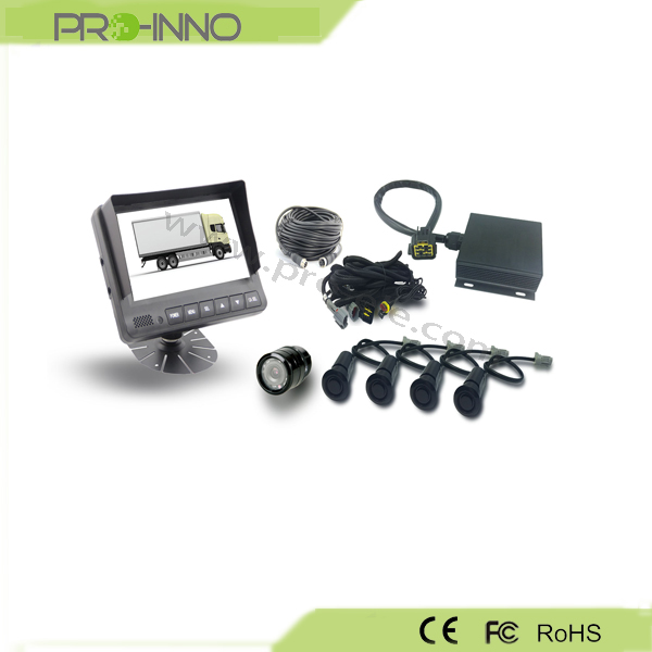 OEM/ODM rear view system and camera parking sensor kit