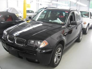2006 BMW X3 3. 0i used car