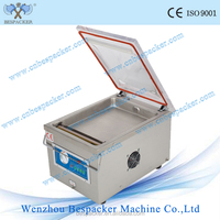 Automatic fruit and vegetable vacuum packing machine fresh meat food saver vacuum sealer tea leaves vacuum packaging machine