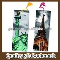 3D bookmark of horse