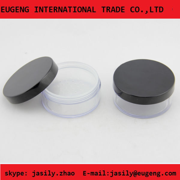 finery empty compact powder container
