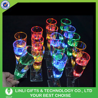 Dark Glow Flash Drinking Glass For Party