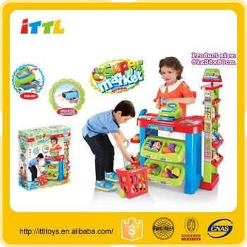 New product! supetmarket toys hot sale kitchen toy pretend play toy