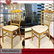 used aluminum restaurant used dining chairs gold napoleon chair