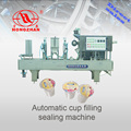 Custom made tray seal packing machine