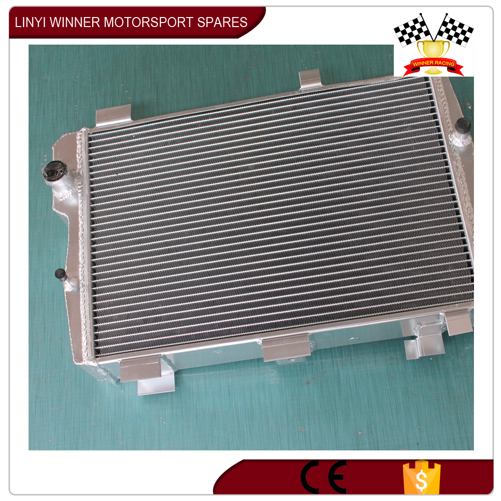 Quality assurance reconditioned car aluminum auto truck radiators