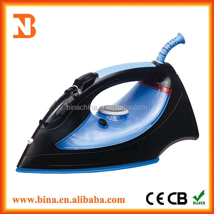 Laundry Appliance Handy Clothes Steam Iron