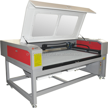 Auto Feeding CO2 Fabric Laser Cutting Engraving Machine Price Dongguan Leynon Automation