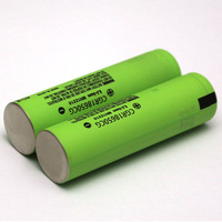 For original panasonic CGR18650 CG 2200mah 3.6V 3.7V lithium ion battery