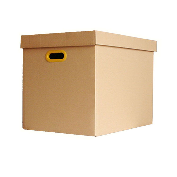 customized most popular new products durable packaging box corrugated paper box