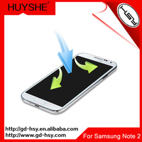 HUYSHE screen protector for samsung galaxy core protective case for samsung note 2